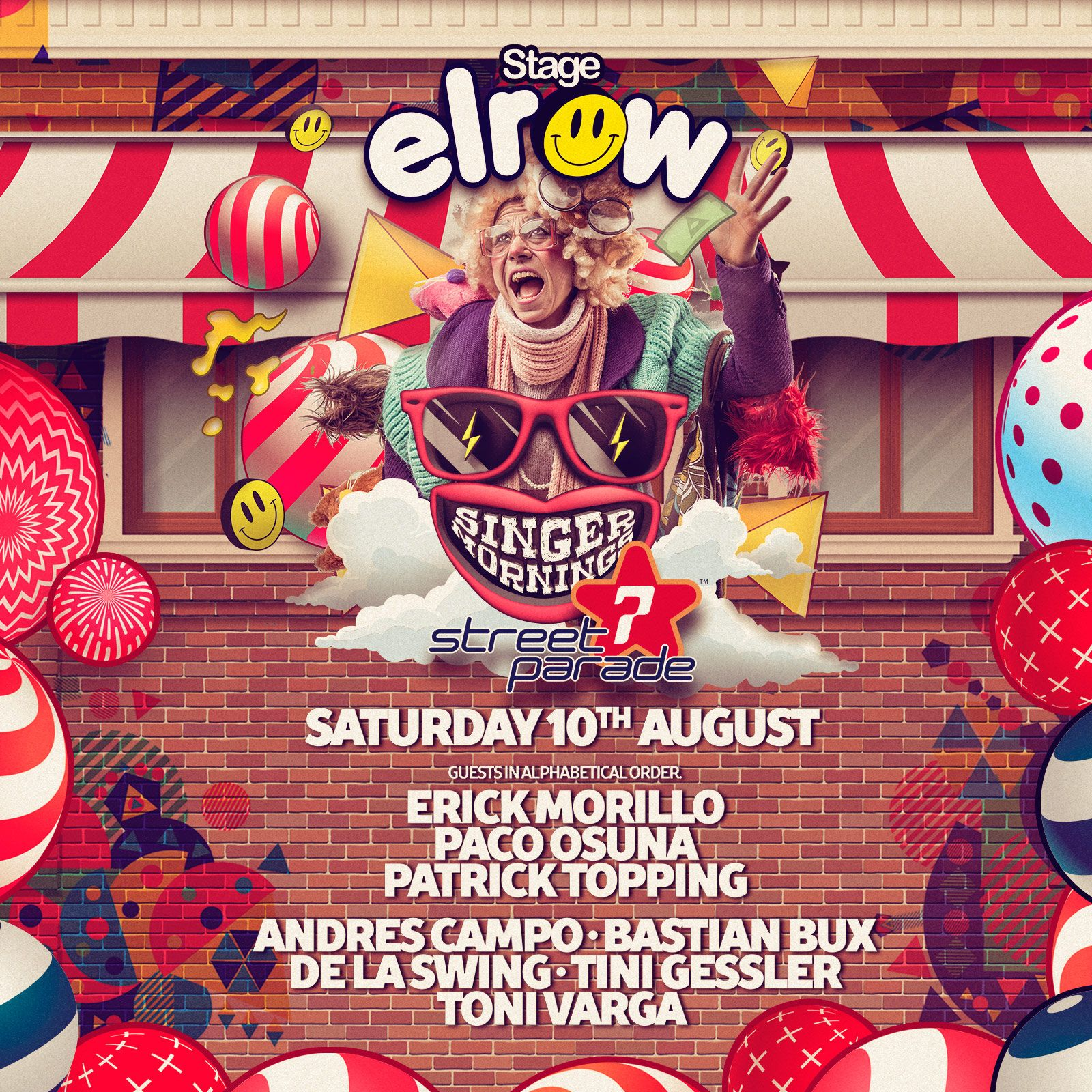 Tickets online & All events | Elrow