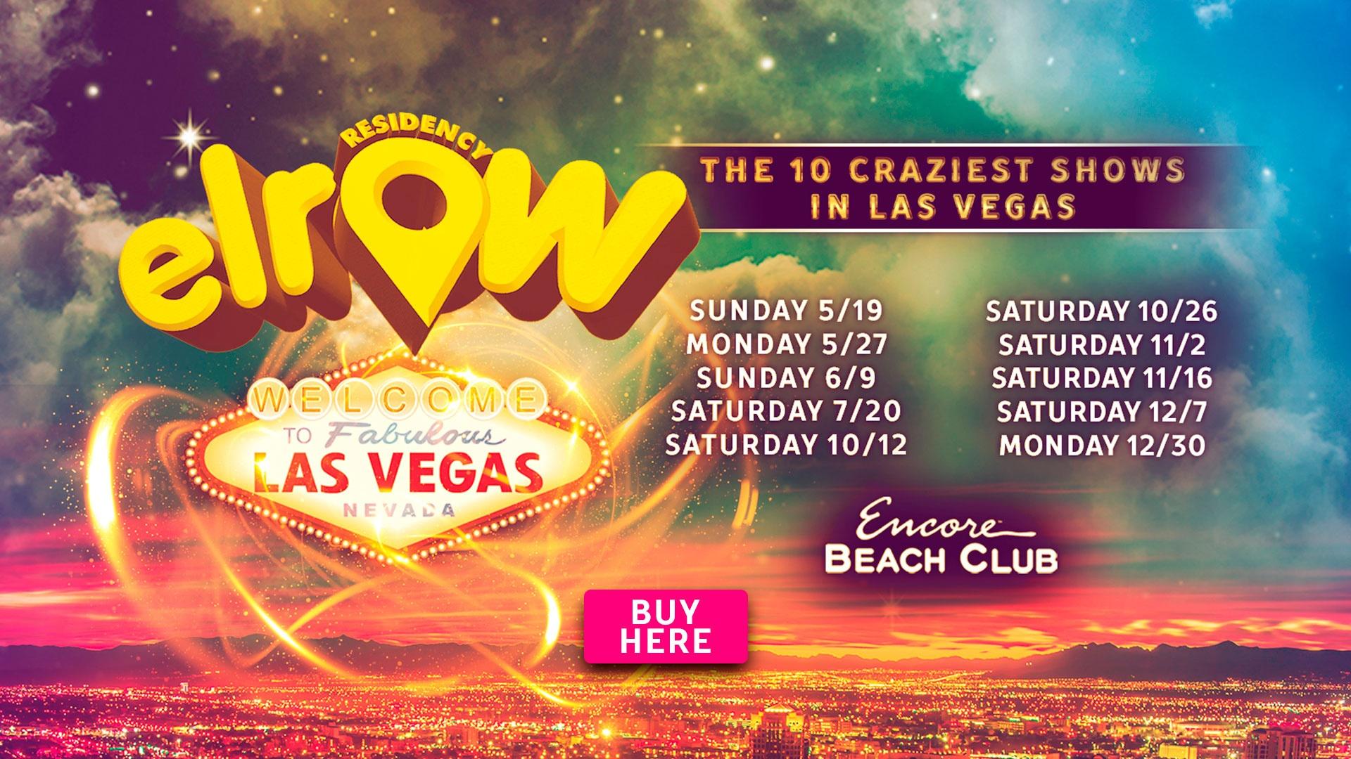 Tickets Online & Events information | Elrow